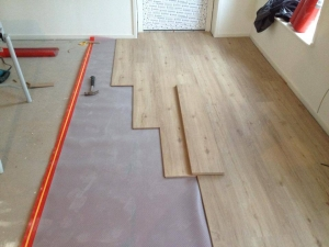 Vloer met vloerverwarming uitbreken uitbreken vloer m werkspot
