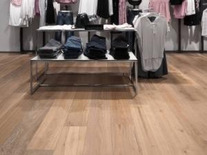 Dennebos G.04 houten vloer