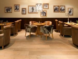Dennebos W.07 houten vloer
