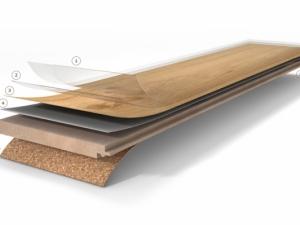 Productopbouw Parador PVC vloer
